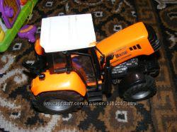 Трактор, скорая помощь, мусоровоз, пожарная  Dickie toys