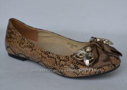 Туфли балетки для девочек ТМ B&G
