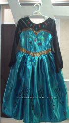 Новогоднее платье Эльза. Холодное сердце. 5-6 лет.