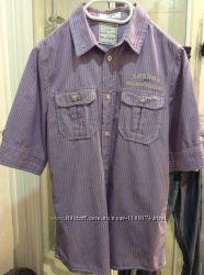 Наша рубашка ZARA до 158 в отл состоянии
