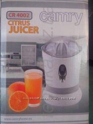 Соковыжималка для цитрусовых Camry CR 4002