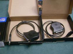 Переходник USB LPT 25pin