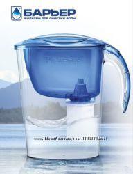 фильтр для воды Барьер в наличии
