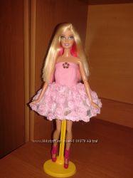 Красивые Платья на куколку Барби ручной работы