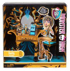 Monster High Набор мебели-трюмо со стульчиком