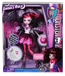 Кукла Monster High Дракулаура с крылышками
