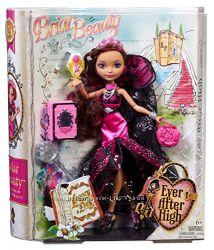 Очень Красивая и Нарядная кукла Ever After High Браер Бъюти