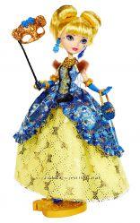 Кукла Ever After High Блонди Локс в праздничном платье