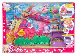 Красочный Набор Барби -Я могу быть Исследователем подводного мира