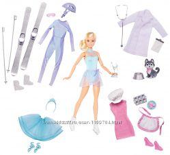 Большой и Занимательный набор вместе с куклой Барби и 23 аксессуарами