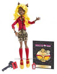 Кукла Monster High Клавдия Вульф
