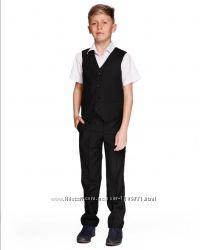 Костюм школьный ТМ Альфонсо, жилетки, брюки, пиджаки для мальчиков