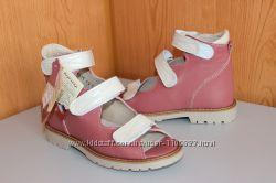 Ортопедические босоножки Берегиня - 1511 розовый
