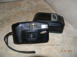 Фотоаппарат SAMSUNGплёночныйкожаный чехол