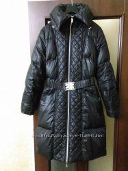 Пуховик, пальто стильное и тёплое