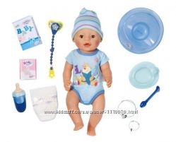 Кукла Baby Born Интерактивный малыш Zapf Creation 822012