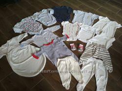 Пакет вещей для новорожденного мальчика в идеале часть 2