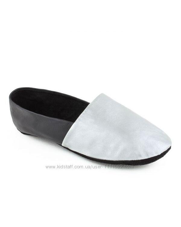 Кожаные бонцы, сменная обувь. ТМ МАТІТА 36-41 р.
