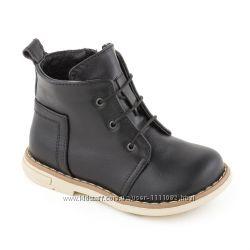 Детские кожаные зимние ботинки. ТМ МАТІТА 18-30 р.