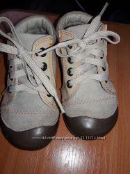 Деми-ботинки натуральная кожа