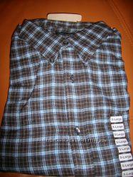 Фланелевые рубашки для мужчин есть большие размеры Америка