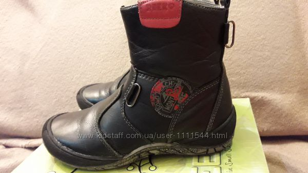 Демисезонные ботинки канадской фирмы Beeko размер 33