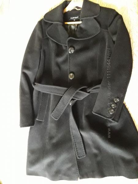 Классическое пальто под пояс 52-54 Ellen Tracy 16 US