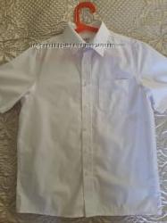 Рубашки M&S и George 9-10 лет отличное состояние