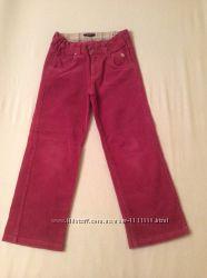 Вельветовые брюки для девочки, BOGI, Италия, р. 122