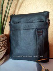 Кожаная мужская сумка 018