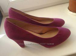 Туфли на высоком каблуке удобные