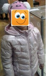 Куртка СА для девочки 122