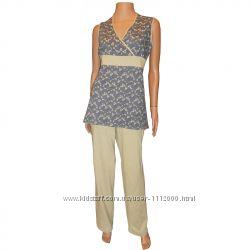 Пижама - домашняя одежда