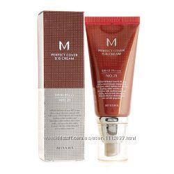 Универсальный ВВ крем Missha m perfect cover BB cream spf42pa 50мл.