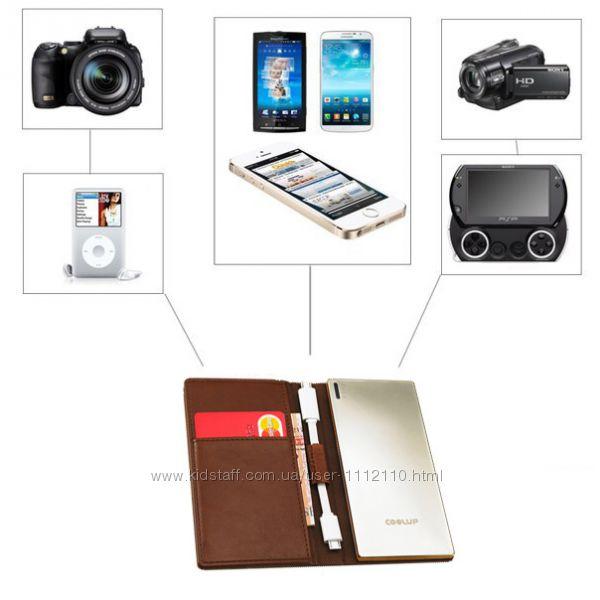 power bank (внешние аккумуляторы для телефонов и планшетов)