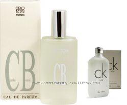 Мужская парфюмерия Carlo Bossi