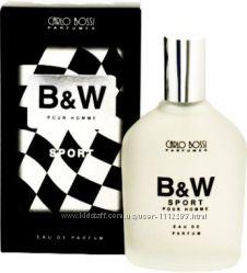 Мужская парфюмерия Carlo Bossi серия B&W