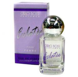 Аналоги брендов в миниатюрной парфюмерии для женщин от Carlo Bossi