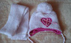 Зимова шапочка для принцеси, ідеальний стан