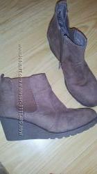 Полуботинки ботинки ботильоны сапожки blue motion
