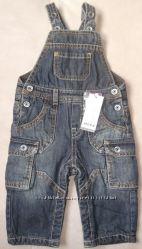 Детский джинсовый комбинезон MEXX 3-6м. р. 62