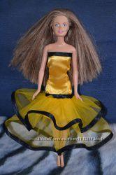 Платье для куклы, барби