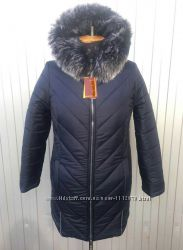 Мрдель 2017 - 2018 г. Зимняя куртка больших размеров, разные расцветки
