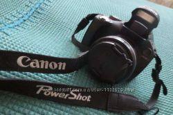 Фотоаппарат Canon SX30 IS в отличном состоянииСнимки луны-это о нем