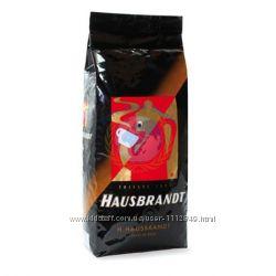 Кофе зерновой и молотый Hausbrandt Италия Оригинал