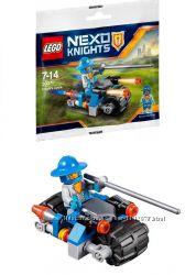 Оригинал - Lego Nexo Knights - Королевский мотоцикл рыцаря