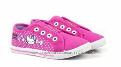 Фирменные кеды серии Hello Kitty 24, 25, 26, 27, 28, 29 размеры