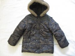 Зимняя куртка на 3-4 года 98 - 104 см Matalan Англия