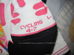 Новые женские вело носки 4-7 34-37, 5