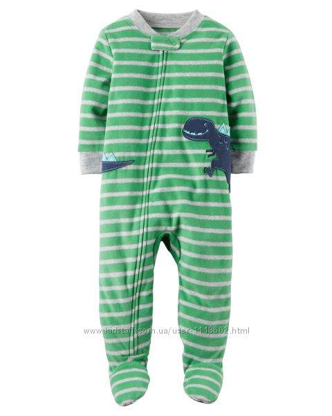 Пижамы Carters. 3Т